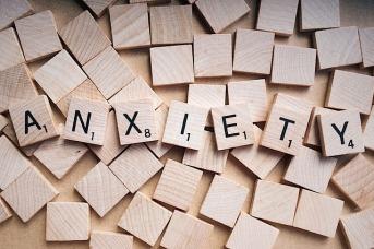Anxiété, angoisse, peur